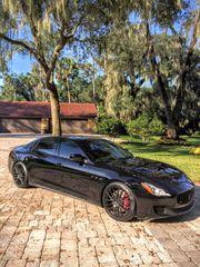 2014 Maserati Quattroporte Sport GTS