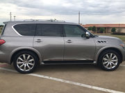 2014 Infiniti QX80technology package trim
