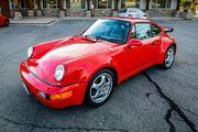 1991 Porsche 911Turbo Coupe 2-Door