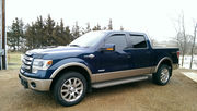 2013 Ford F-150King Ranch Crew Cab Pickup 4-Door