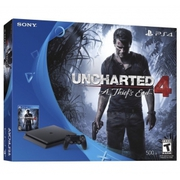 New Sony PlayStation 4 Slim 500GB Console - Unchart