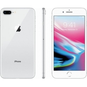 Apple iPhone 8 plus 64GB Silver-New